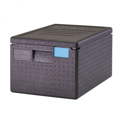 """Cam GoBox® Top Loader Insulated Food Pan Carrier - 23-9/16"""" x 15-11/16"""" x 12-3/8"""""""