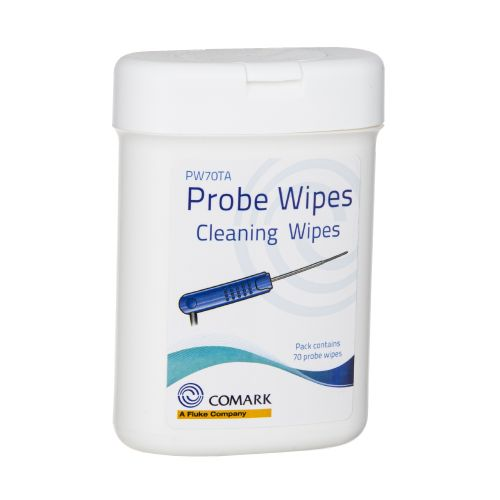 Thermometer Probe Wipes Antibacterial