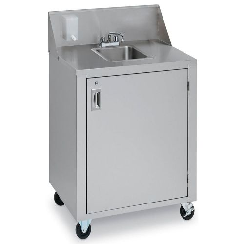Spacesaver Portable Hand Sink - 1 Compartment