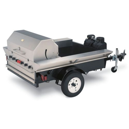 Tailgate Towable Grill
