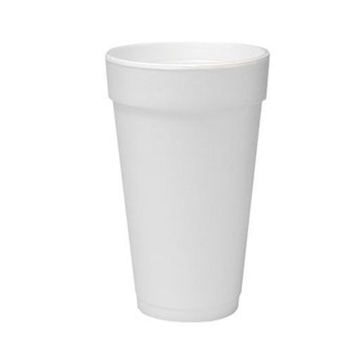 Foam Cup 20 oz White, Case of 500