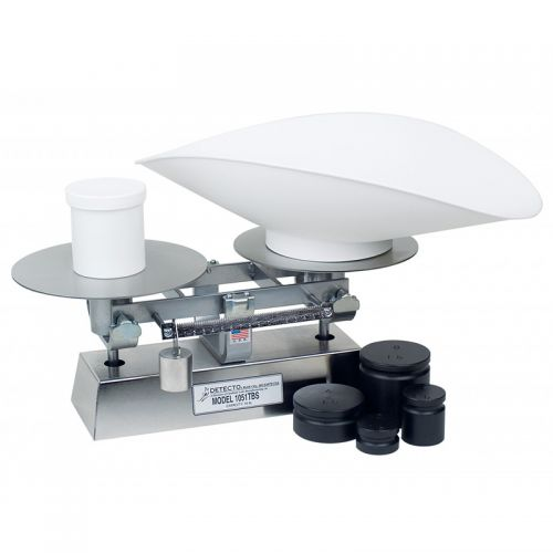 Baker's Dough Scale with Plastic Scoop, 500 g x 5 g - 8 kg Capacity