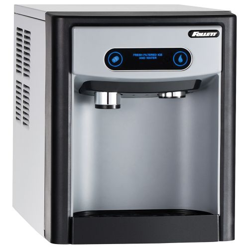 7 Series Countertop Ice and Water Dispenser with 125 Lb Chewblet Ice Machine and 7 Lbs Ice Storage - Internal Filter