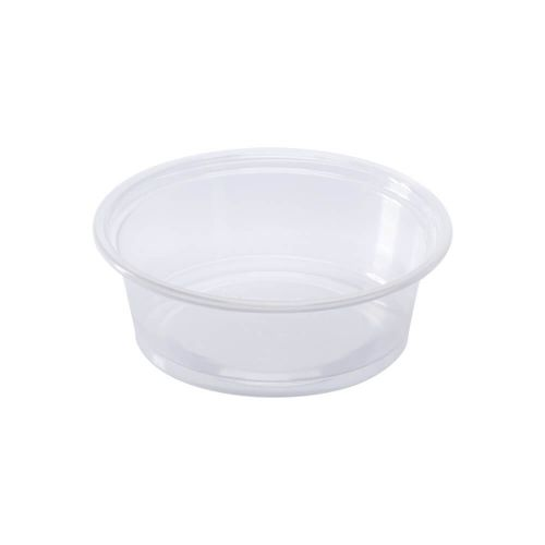 SOUFFLE CUP CLEAR 1-1/2OZ