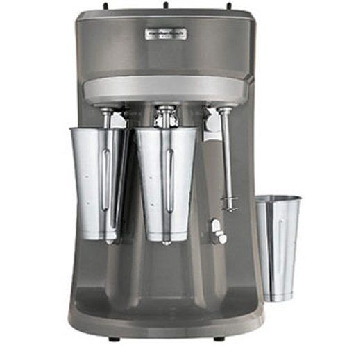 Triple Spindle Drink Mixer