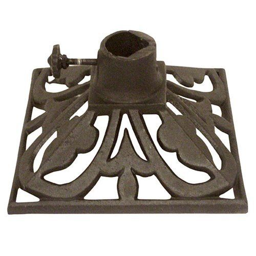 Torch Stand, Deep Charcoal, 9 x 9 Inches, Case of 6