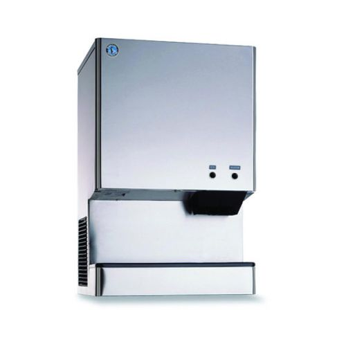 321 Lb Cubelet Ice Maker / Water Dispenser w/ 40 Lb Built-In Storage (Air Cooled)