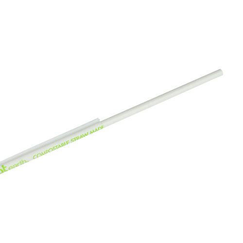 "10.25"" Wrapped Paper Straw (Box of 300)"