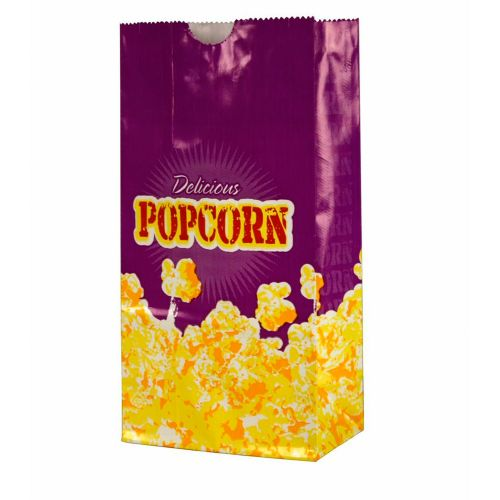 1.5 oz Popcorn Butter Bags - Case of 100