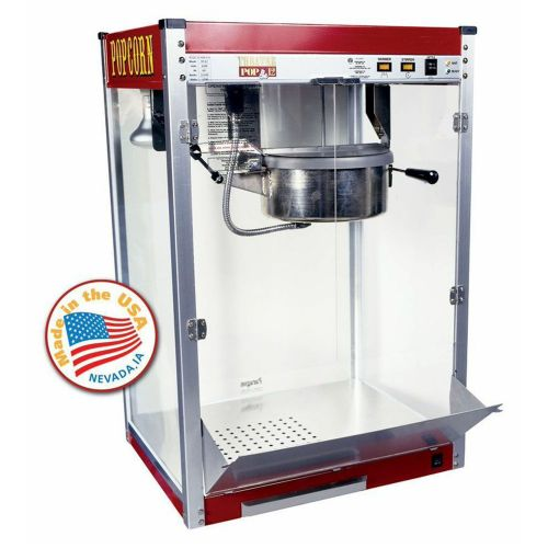 12 oz Theater Popcorn Machine
