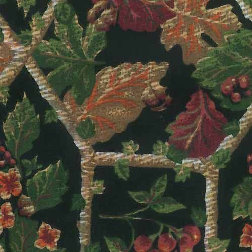 Autumn Leaves Tablecloth 60x144 Inch Oblong