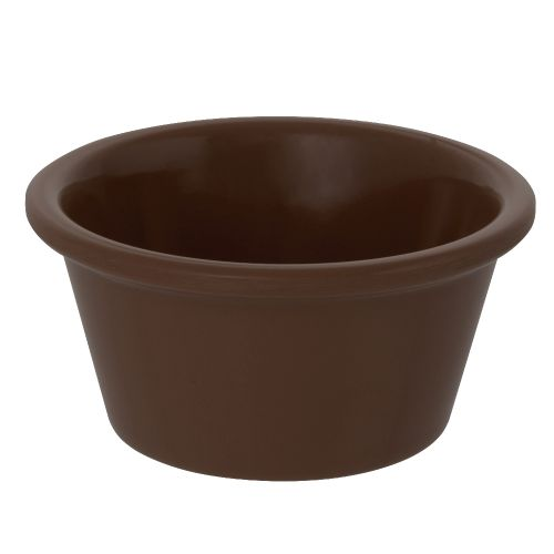 Chocolate Ramekin - 2-1/2 Oz