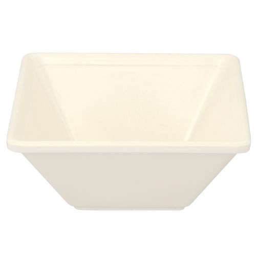 11 Oz Melamine Square Bowl - Passion Pearl