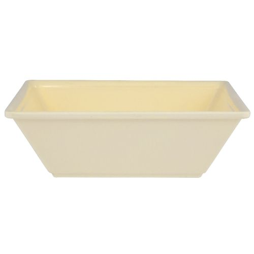 52 Oz Melamine Square Serving Bowl - Passion Pearl