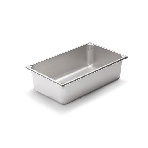 Full Size Stainless Steel Food Pan, 6 Inch Deep