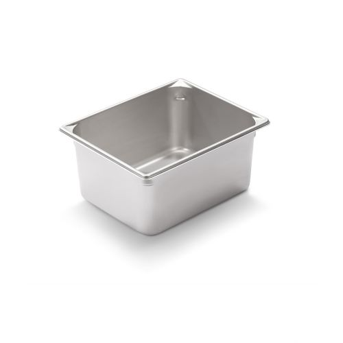Fourth Size Stainless Steel Food Pan, 6 Inch Deep