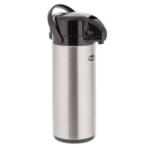 Winco APSK-725 3 Liter Coffee Airpot - Lever Top