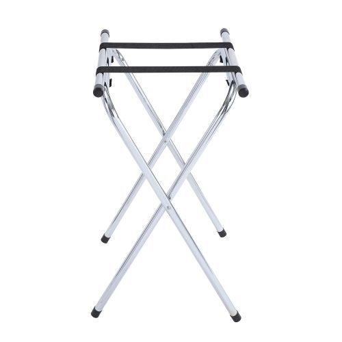 Serving Tray Stand - Chrome