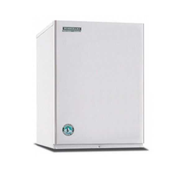 414 Lb Slim Line Crescent Cube Ice Machine - Self-Contained Water-Cooled