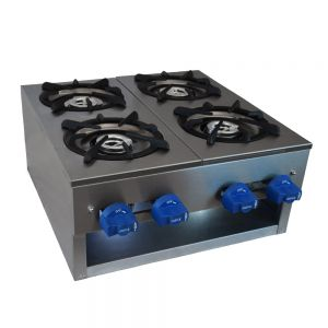 Hotplate, Budget Series, Counter Model, Gas, 20 Inches