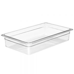 Full Size Food Pan, 12-3/4 x 20-7/8 x 4