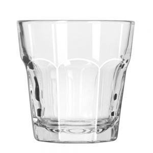 Rocks Glass, 7 oz., DuraTuff, GIBRALTAR, 3 Dozen