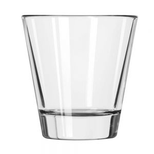 Libbey 15811 12 oz Double Old Fashioned Glass (Case of 12)