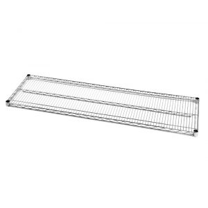Heavy Duty 72 x 24 Inch Wire Shelf