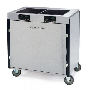 Creation Express Station Mobile Cooking Cart, 34 x 22 x 35-1/2