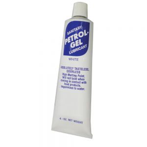 Food Grade Lubricant, 4 Oz. Tube