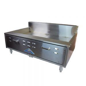 Flat Bottom Funnel Cake Fryer, Counter Model, Gas, 41 Inches