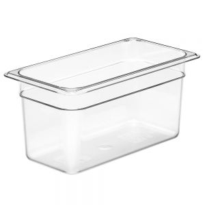 Camwear Third Size Food Pan, 6-15/16 x 12-3/4 x 6