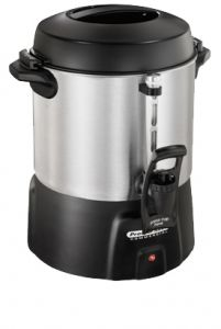 40 Cup Commercial Coffee Urn - Aluminum