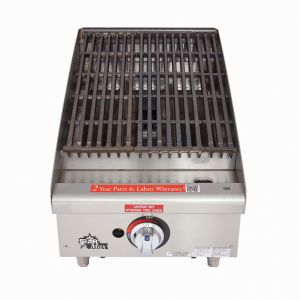 Star-Max® Gas Charbroiler