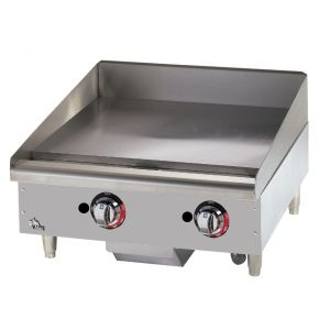 24 Heavy Duty Gas Griddle
