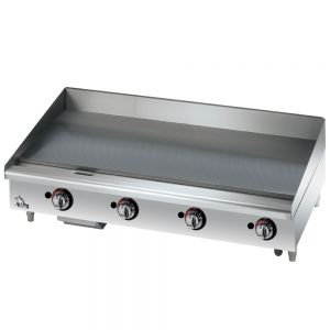 48 Star-Max; Heavy Duty Gas Griddle