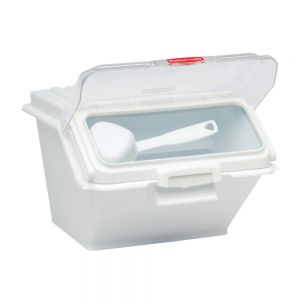 ProSave 40 Cup Shelf Ingredient Bin with 1/2 Cup Scoop