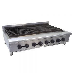 Achiever Charbroiler, 47 Inch, Gas
