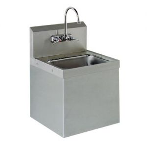 Hand Sink, Class 2 Upgrade, Security Unit, Wall Model, 14 x 10 x 5 Deep Bowl