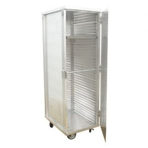Enclosed Pan Cabinet, Full Height, 37 Pan Capacity