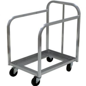 Pan Truck, Holds 60 Full Size Pans, 400 Lb Capacity
