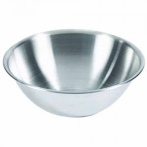 8 Qt. Heavy Duty Stainless Steel Mixing Bowl