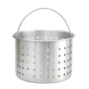 Winco ALSB-32 32 Qt Steamer Basket