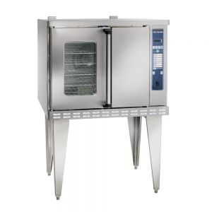 Full Size Convection Oven with Manual Control, Single Deck, Electric