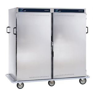 Halo Heat Banquet Holding Cart, 192 Plate Capacity