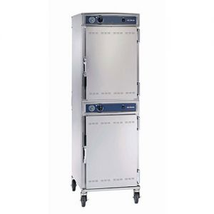 Proofing Cabinet, Mobile, Double Compartment