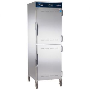 Holding Cabinet, Double Compartment, Simple Control