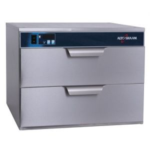 Warming Drawer, Two Drawer, Electric
