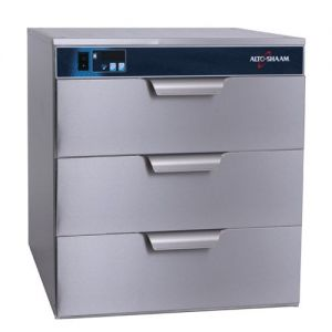 Warming Drawer, Three Drawer, Electric