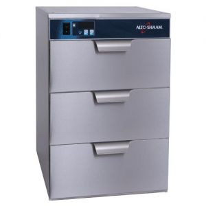 Warming Drawer, Three Drawer, Narrow, Electric